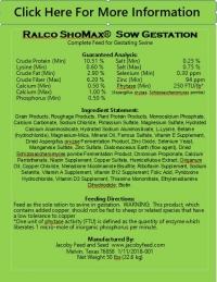 Ralco ShoMax Sow Gestation