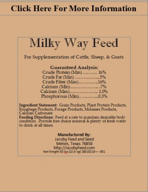 Milky Way Feed 1